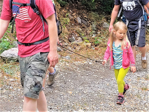 The Hiking Line: Making Hiking Easier for Families