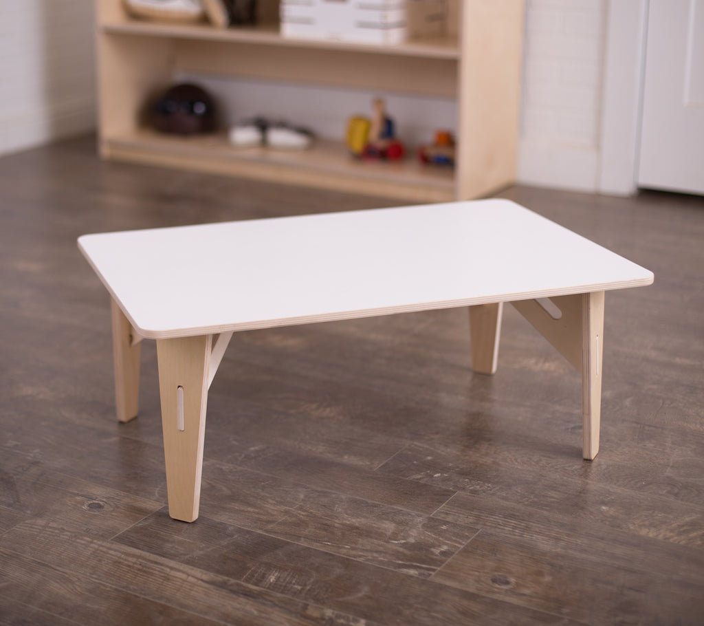 Excellent Montessori Weaning Table Cjindustries Chair Design For Home Cjindustriesco
