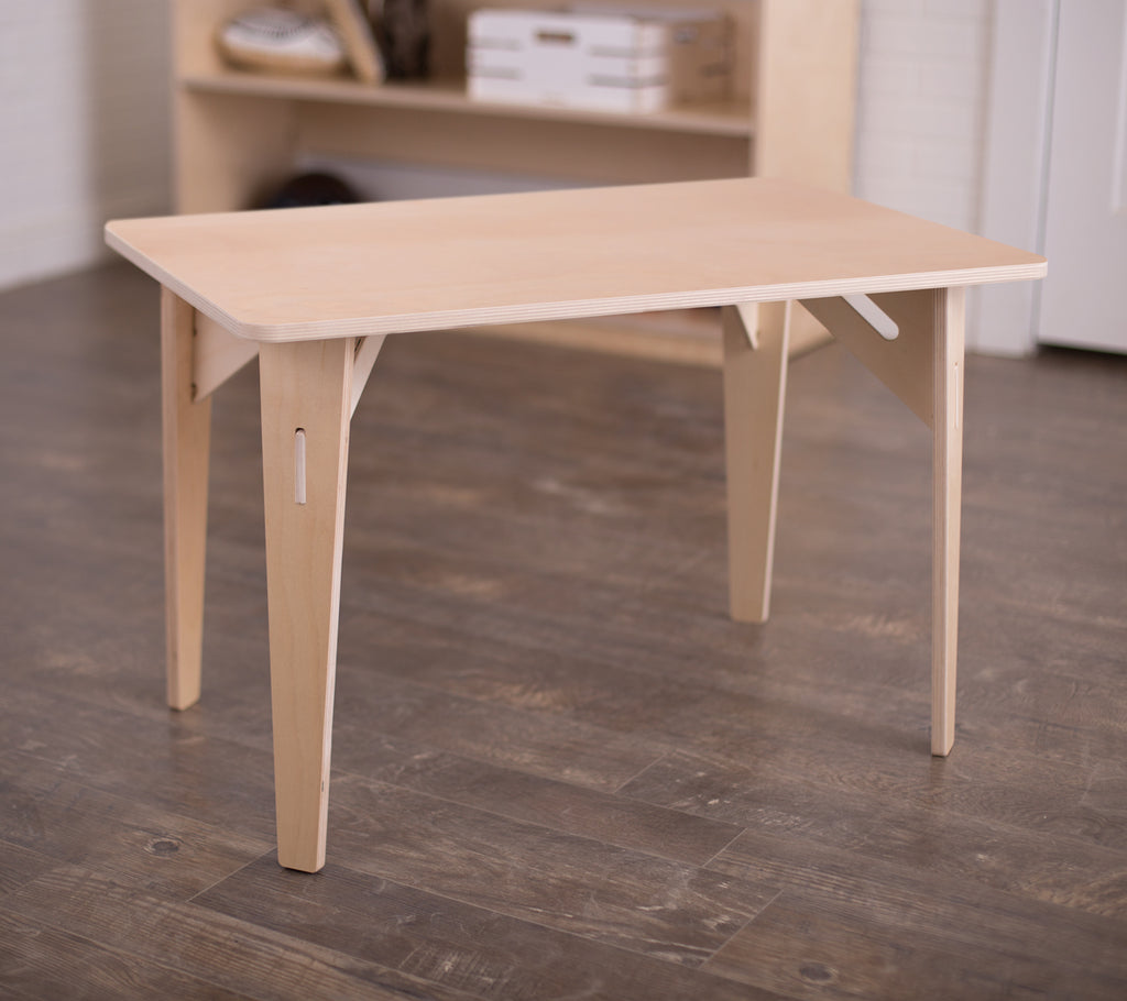 Magnificent Wooden Kids Table And Chairs Ncnpc Chair Design For Home Ncnpcorg