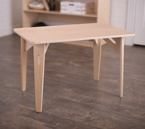 "20"" x 30"" Birch Montessori Table"