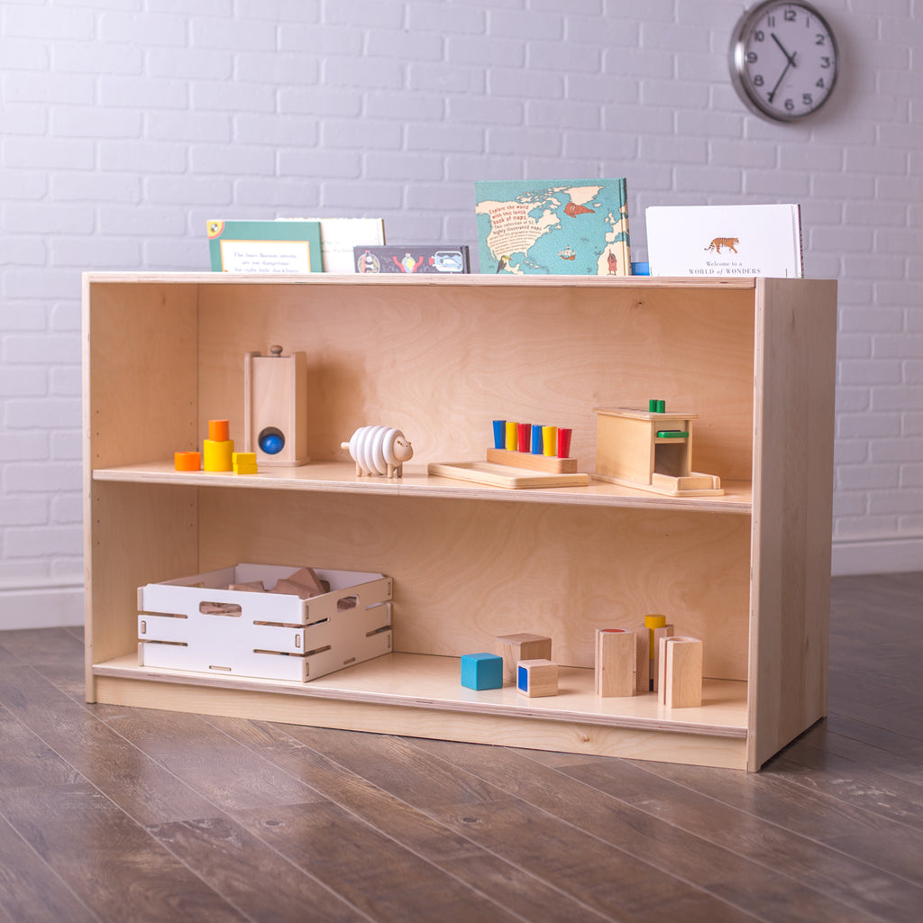 Room Divider Shelving