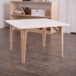 "30"" x 30"" Birch Montessori Table"
