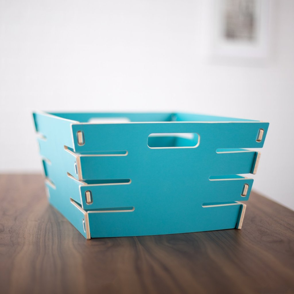 Wovewood Basket - Medium