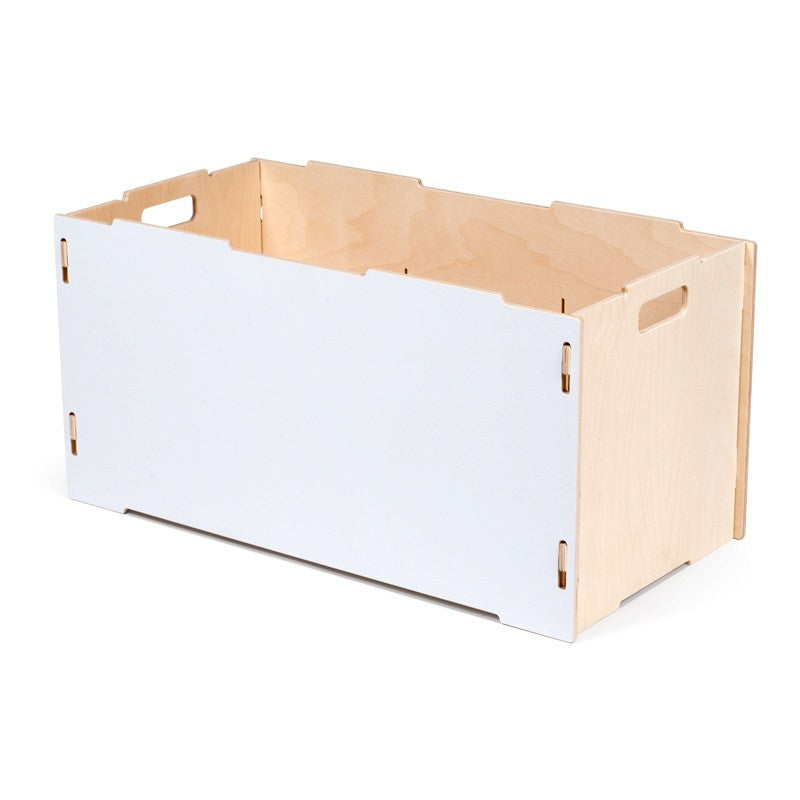 Stackable Large Wooden Storage Box