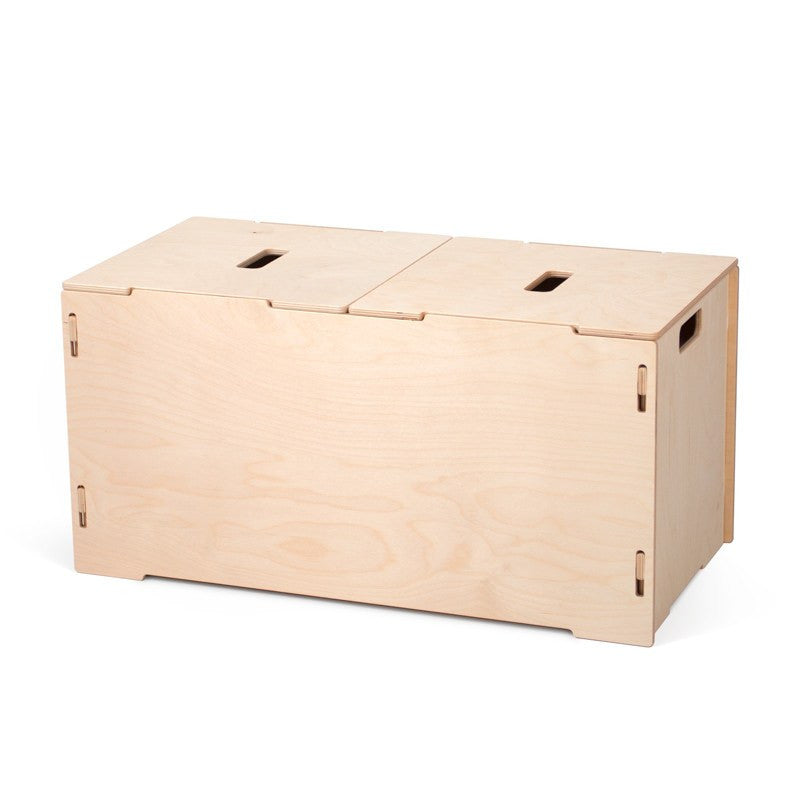 Kids White Wooden Toy Box With Lids|White Wooden Toy Chest U2013 Sprout