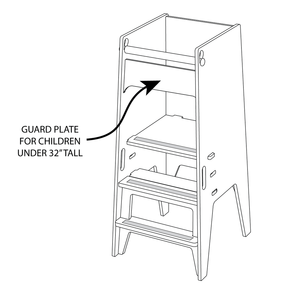 Sous-Chef Toddler Tower