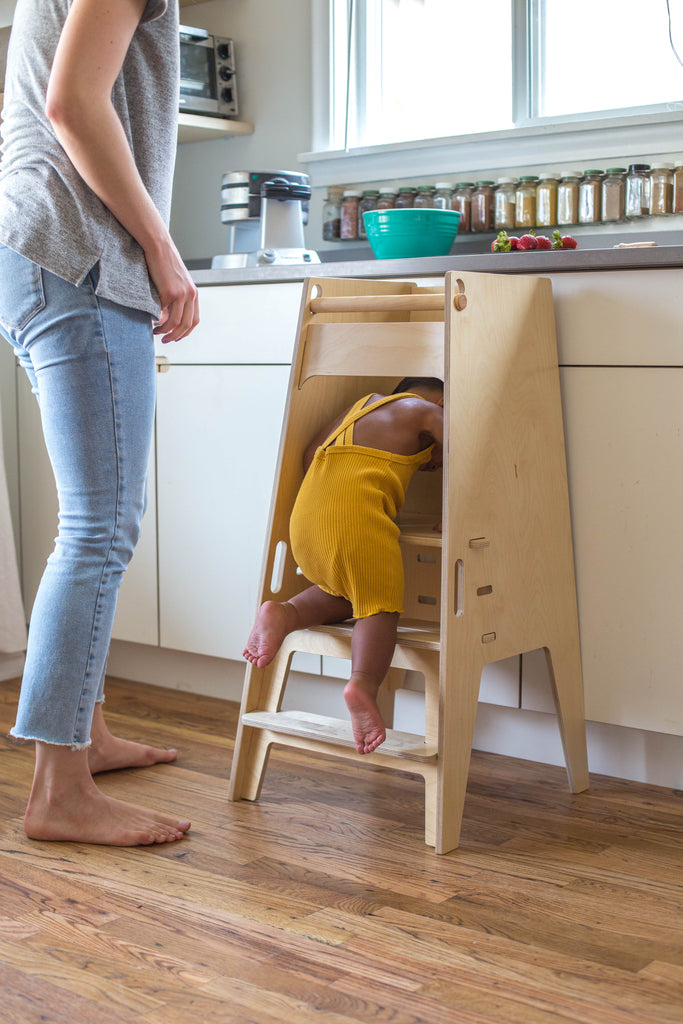 Value-Grade Sous-Chef Toddler Tower