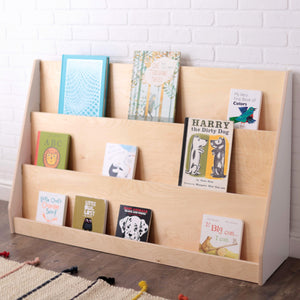Value-Grade Book Display Shelf