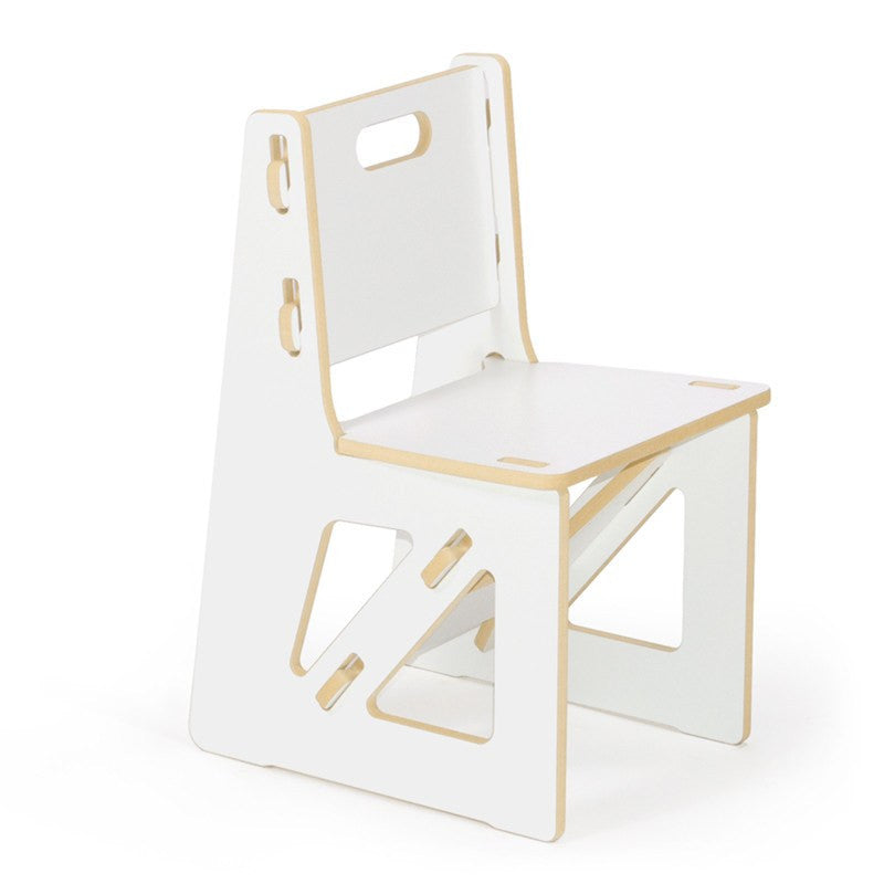 Modern White Kids Chair