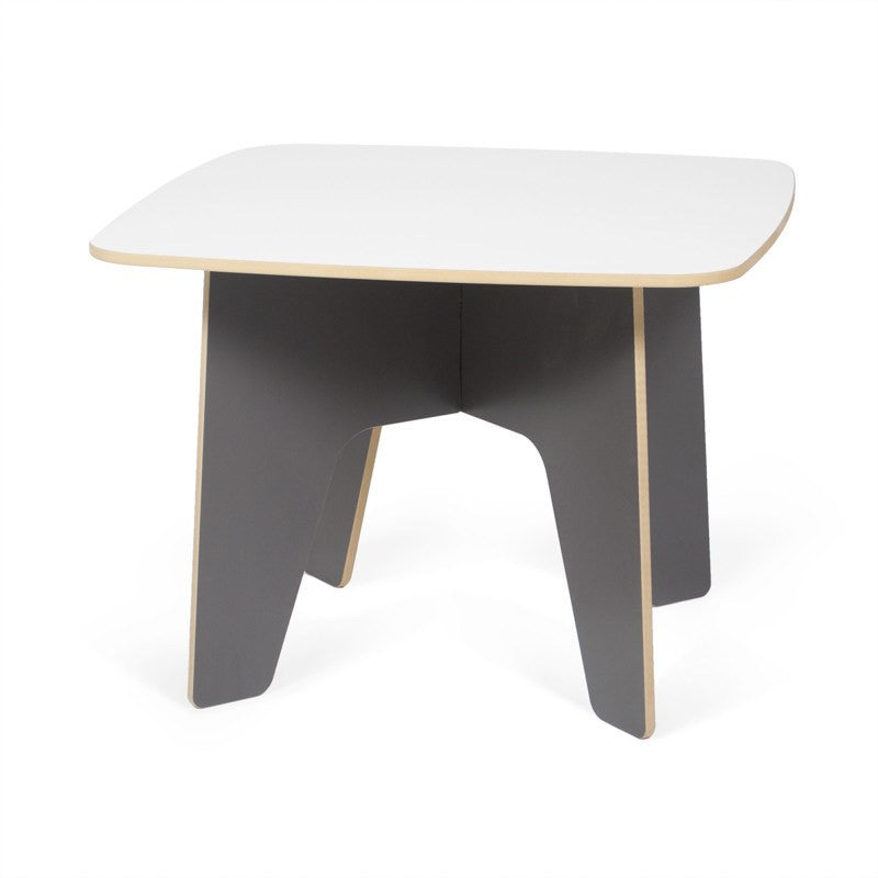 Modern Grey Kids Table