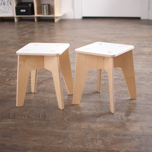 Wooden Kids Stools