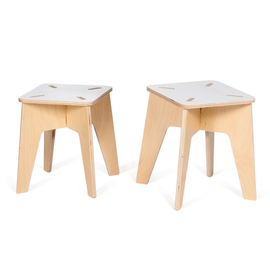 Wooden Kids Stools – Sprout