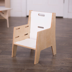 Adjustable Montessori Weaning Chair