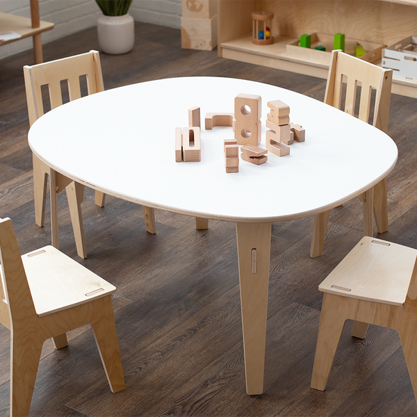 Petra Birch Montessori Table