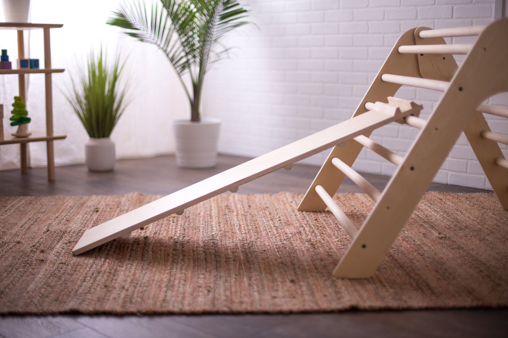 Climbing Triangle Ramp