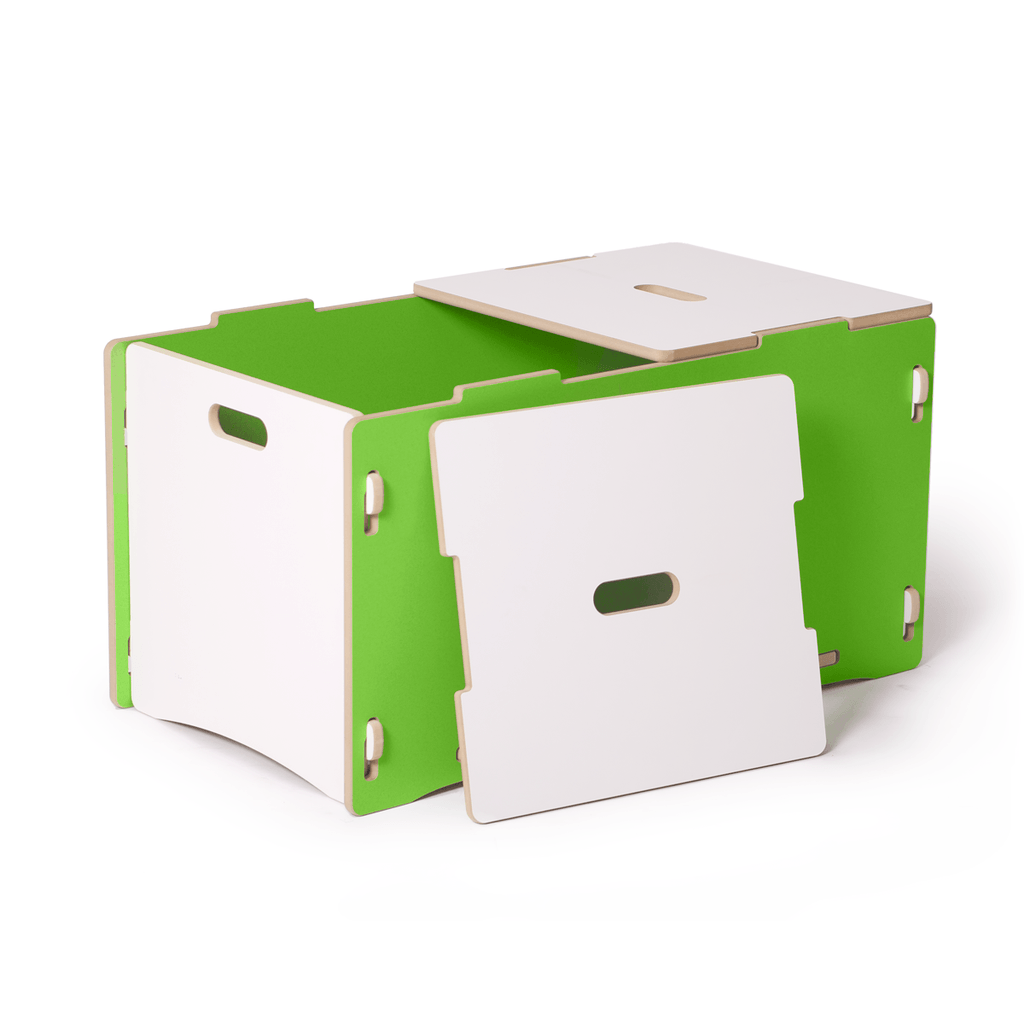 Green Modern Toy Box