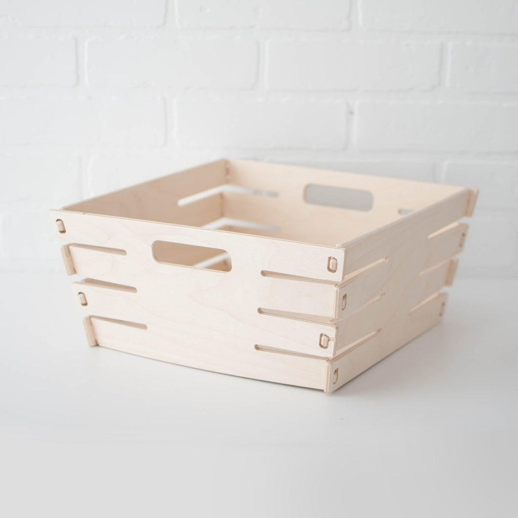 Wovewood Basket - Small