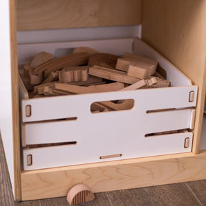 "Wovewood 13"" Storage Box"