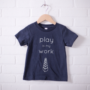 Play is My Work