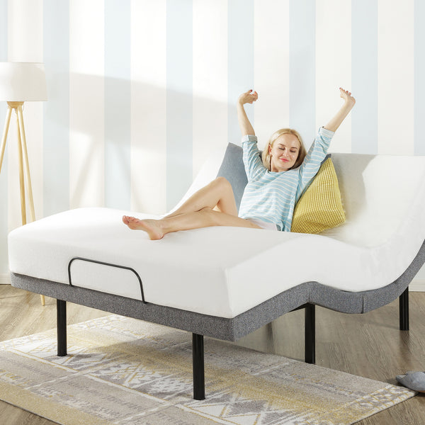 Mellow Adjustable Bed Base : Genie 500