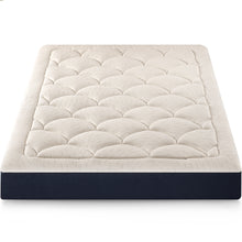 "Load image into Gallery viewer, Marshmallow 10"" Memory Foam Mattress"