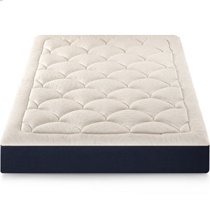 Marshmallow Memory Foam Mattress : 12""