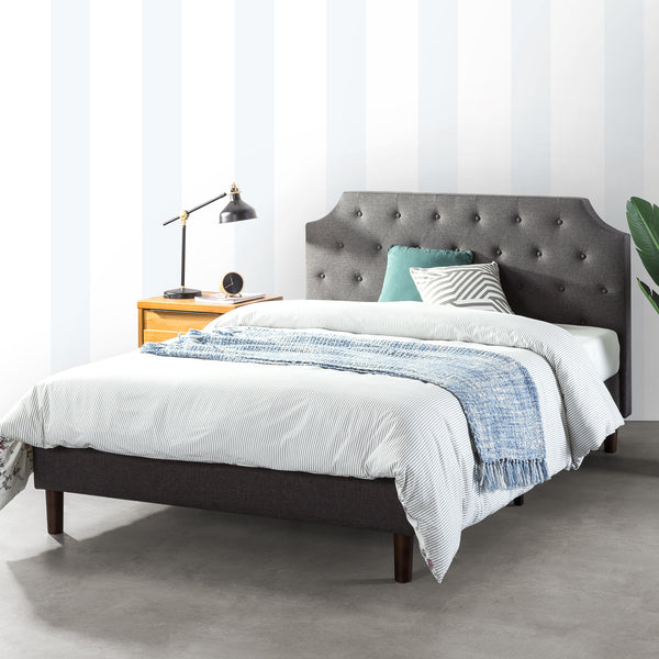 MAVN Upholstered Platform Bed
