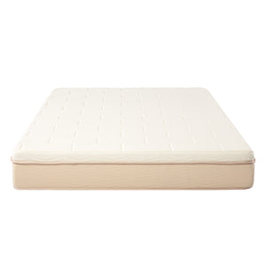 HAVN Bamboo Charcoal Cloud Top Memory Foam Mattress, Made in USA : 10""