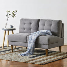 Load image into Gallery viewer, sofa loveseat small space