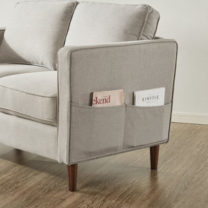 sofa loveseat small space