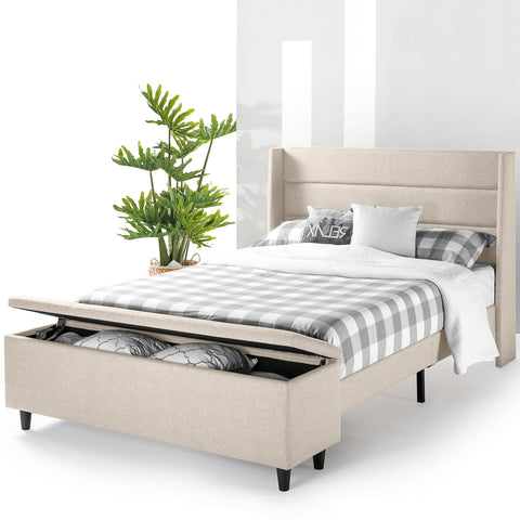 Beigequeen bed frame king size bed frame bed frame full folding bed frame full queen bed frame wood bed frames queen size mellow bed frame full size metal bed frame bed platform frame queen hybrid mattress full California king
