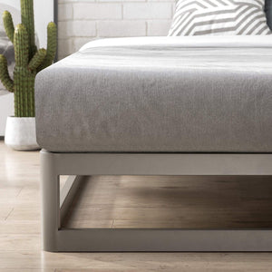 "Ace of Base: Round 9""-Mellow Home queen bed frame king size bed frame bed frame full folding bed frame full queen bed frame wood bed frames queen size mellow bed frame full size metal bed frame bed platform frame queen hybrid mattress full California king"