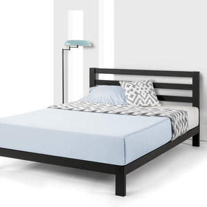 "Modernista Classic Heavy Duty 10""-Mellow Home queen bed frame king size bed frame bed frame full folding bed frame full queen bed frame wood bed frames queen size mellow bed frame full size metal bed frame bed platform frame queen hybrid mattress full California king"