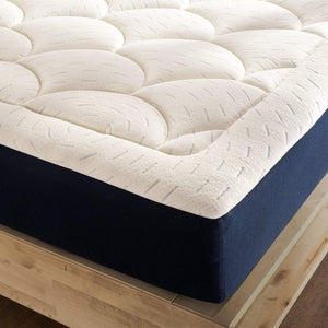 "The Marshmallow 10"" Memory Foam Mattress-Mellow Home"