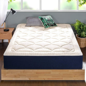 "The Marshmallow 12"" Memory Foam Mattress-Mellow Home queen bed frame king size bed frame bed frame full folding bed frame full queen bed frame wood bed frames queen size mellow bed frame full size metal bed frame bed platform frame queen hybrid mattress full California king"
