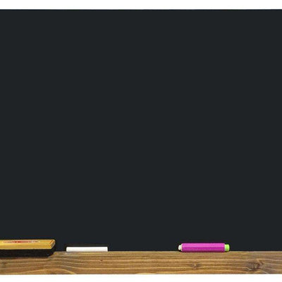 Shelved Magnetic Chalkboard