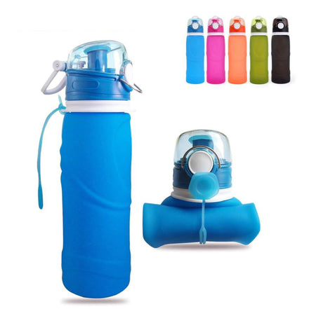 Folding Water Bottle for Camping