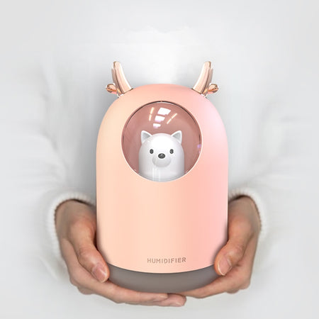 Cute Pet Bear Humidifier