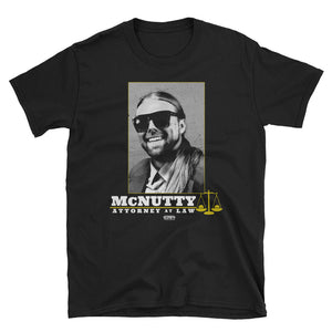 "MARK MCNUTTY ""THE GOLDEN SET"" Short-Sleeve Unisex T-Shirt"