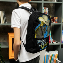 "Load image into Gallery viewer, MARK MCNUTTY ""Daily Dose"" Backpack"