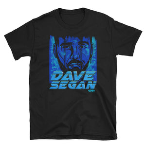 "EWA DAVE SEGAN ""3 STRIPE"" Short-Sleeve Unisex T-Shirt"