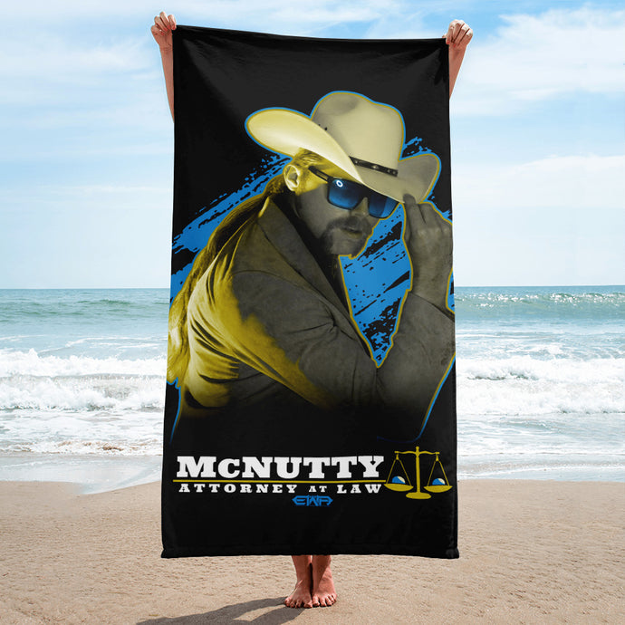 MARK MCNUTTY Towel