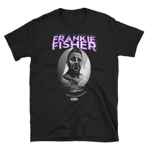 "EWA FRANKIE FISHER ""A-LISTER"" Short-Sleeve Unisex T-Shirt"