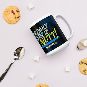 "MARK MCNUTTY ""Daily dose"" Mug"
