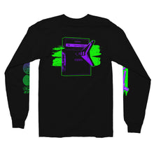 "Load image into Gallery viewer, EWA ""FORGET THE REST"" Retro Long sleeve t-shirt"