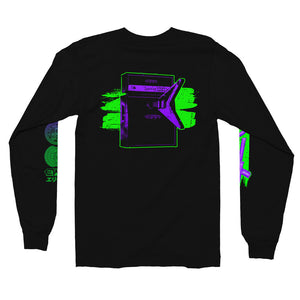 "EWA ""FORGET THE REST"" Retro Long sleeve t-shirt"