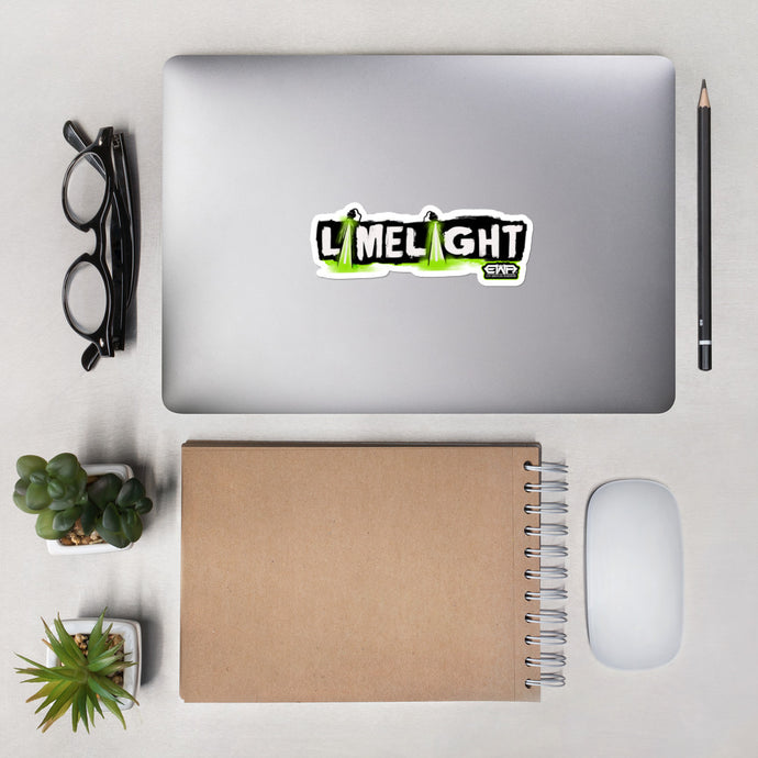 EWA LIMELIGHT Bubble-free sticker