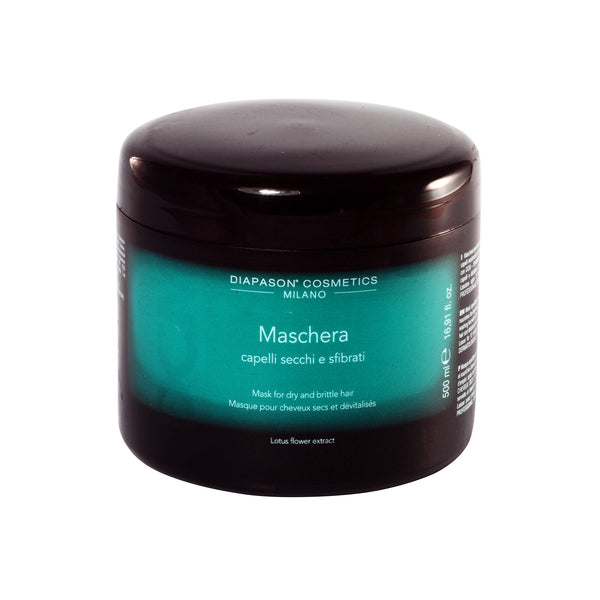 DCM Mask for Dry & Brittle Hair