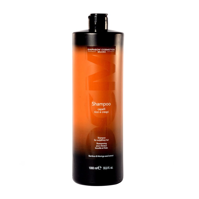 DCM Shampoo for Curly & Frizzy Hair