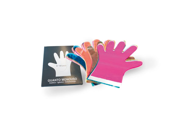 Disposable Salon Gloves (100 Pack)